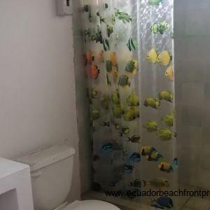 Social bath in the downstair apartment.