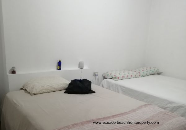 Large third bedroom, fits two double beds.