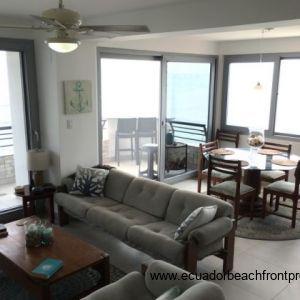 Ecuador Beachfront Real Estate