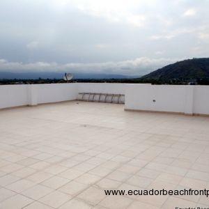 7th floor Rooftop terrace