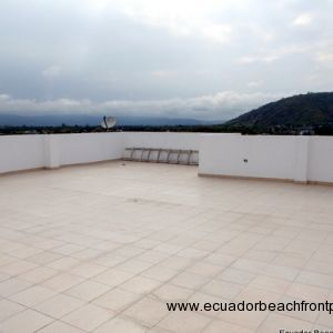 common roof top terrace