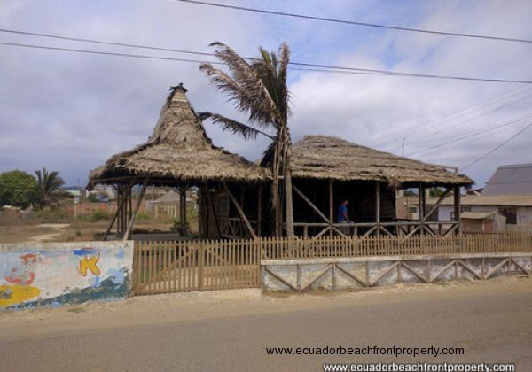Large Beachfront Lot with Tiki Bar! - Ideal for Commercial/Residential Development